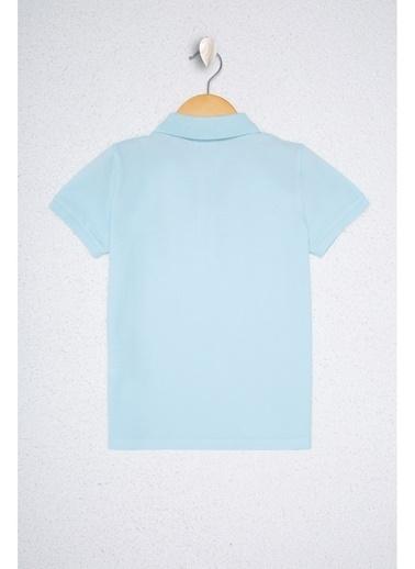 U.S. Polo Assn. U.S. Polo Assn. Mavi Erkek Çocuk T-Shirt Mavi